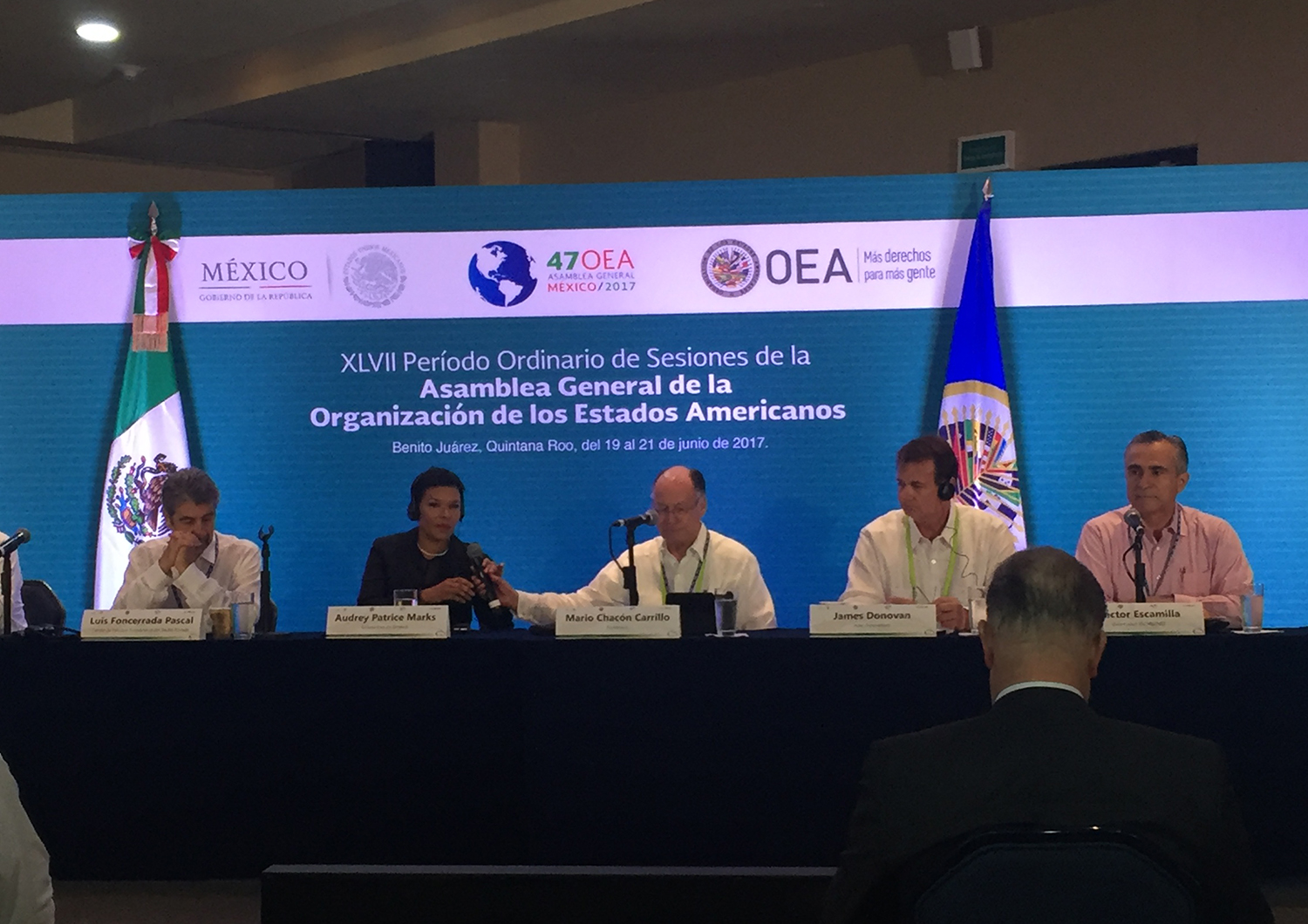 GCEOA Chairman Shares Insights on Jobs of the Future at OAS